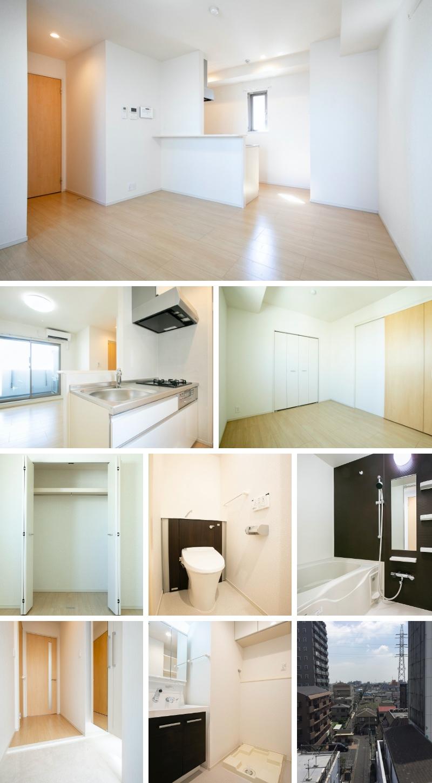 東京tebikiビル 居住棟7階の入居者を募集しています。